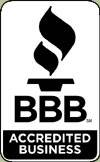 Accredited member of the BBB